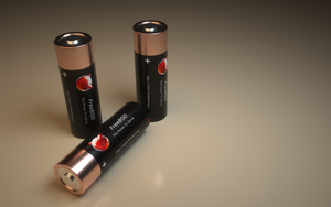 FreeBSD Battery by wegaaltair