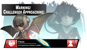 SSB4 Banner: Claus by Pixiy