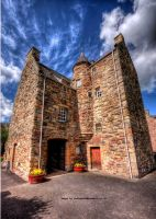 Scots Queens Residence by GaryTaffinder