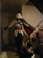 Assassin's Creed 2 Ezio cos by Sonikdude750