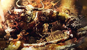 Orc Warrior V2 by DomiNico20
