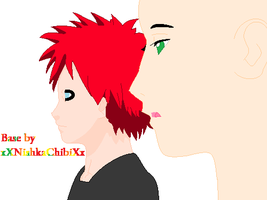 You and Gaara base2 by xXNishkaChibiXx