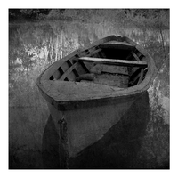 Silent Sorrow on Empty Boats I by guille1701