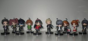 Persona 4 Figure Collection : COMPLETE ! by Homohelvetti