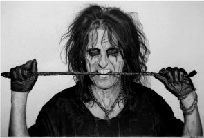 Alice Cooper (Final) by alfredorf22