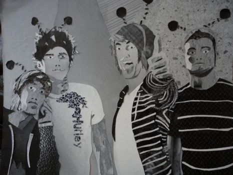 All Time Low Cut Outs by Lasrin