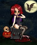2013 Halloween Contest Entry by pink-marshmallows