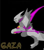 Gaza in 256b Color by Laegreffon