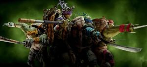 Teenage Mutant Ninja Turtles by PhetVanBurton