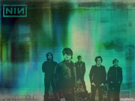 Nine Inch Nails by euphoria89