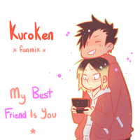 Kuroken Mix Cover by blargberries