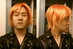 New Hwoarang Wig by StealthNinja5