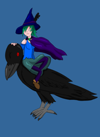11 - Raven Witch by Quiet-Lamp
