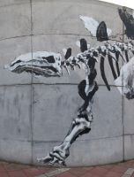 Grey Monster Brussel by FiLH