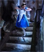 Urban Alice-The House Begins Convulsing by rsiphotography