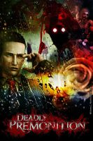 Deadly Premonition graphic by whitneyc