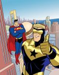 DC Super Heroes: The Man of Gold by TimLevins
