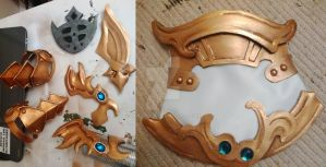 FF14 Bard Preview by Kudrel-Cosplay