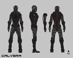 Calvarian Reference sheet. by Athalai-Haust