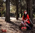 A darker shade of Red Part One by AnneMarks