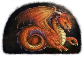 Dragon by MikeSchley