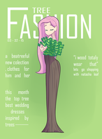 Tree Fashion 2 by Looji