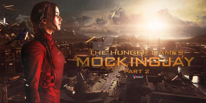 The Hunger Games Mockingjay Part 2 by HildaCarmonaT
