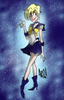 Sailor Uranus by IAMARG