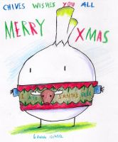 THE CHRISTMAS ONION by Herbie-and-Company