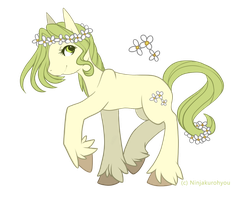 Pony Adoptable 1 -Closed- by Kurodoptables