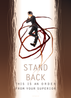 stand back by starapture