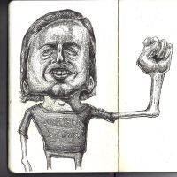 Sketchbook - work less doodle more by keiross