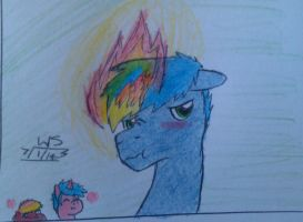 Embarassing Flame by Stickman16