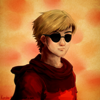 Sir Strider by Kurohe-86