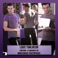 Photopack 466: Louis Tomlinson by PerfectPhotopacksHQ