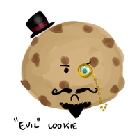 Evil Cookie by Lmih