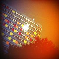 Holga 31 - New Leicester by uselessdesires