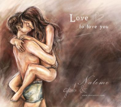 Love to love you by cylonka