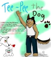 Tee-Pee the Dog: ID edition by Fangy-From-Shadow