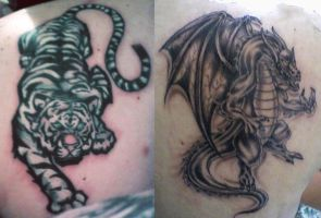 both tatooes -id- by Blackfire-Dragon
