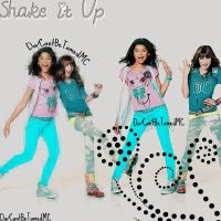 ShakeItUp by CantBeTamedMC