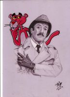Pink Panther by PIERNODOYUNA