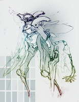 mecha sketch 2 by patchouli-forest