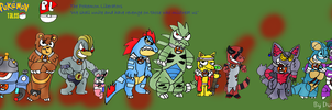 The Pokemon Liberators by Duckyworth