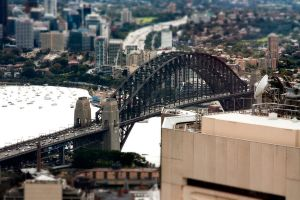 Sydney's Harbour Bridge NSW by RaynePhotography