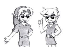 Sportin the Shades by BlueLink