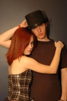 Bonnie and Clyde 5 by ACrazyCharade-Stock