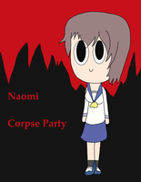 Naomi (CORPSE PARTY) by DoctorWii
