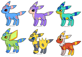 Umbreon adopts ::OPEN:: by DappleFeather