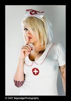 Cosplay nurse by squodge